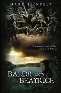 Cover of Baldr and Beatrice by Mark Seinfelt