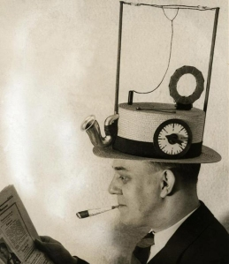 Apparatus for reading innovative writing.