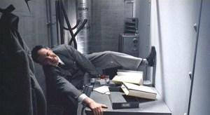 "Office scene from the movie ""Brazil"""